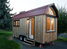 Small Picture A 230 square feet tiny house on wheels in Reno Nevada tiny