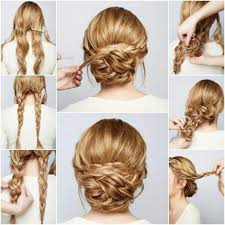 Hairstyle Yourself step by step wedding hairstyles hairstyles 7447 by stevesalt.us