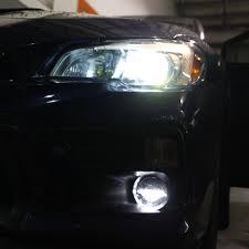 2006 Wrx Fog Light Kit Subaru Fog Lamp Install Kit With Morimoto Xb Led Lights 2018