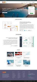 Web Application Homepage Design Entry 14 By Ibnul744 For Homepage Design For A Website