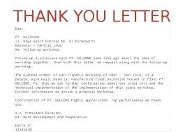 Thank You Letters To Boss Appreciation Letter To Supervisor Vbhotels Co