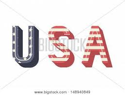 labor day theme flag usa labor day icon vector photo bigstock