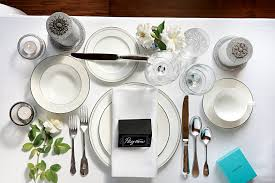 Setting A Dinner Table Table Setting How To Set A Proper Table