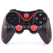 Tay Cầm Chơi Game Ps3 Ps3 P3 P3 Kết Nối Bluetooth Kèm Phụ Kiện