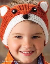 Knitted Headband Pattern Fascinating Fox Headband Crochet Pattern Free