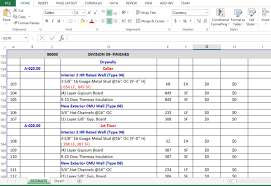 Bill of quantities excel template. Sample Boq Excel Formats Construction Cost Estimate Template Free Download There Is Also Some Bill Of Quantities Software Boq Format Includes Sr