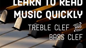 Learn the 3 parts of reading music in hours, not years! How To Learn Treble Clef Fast