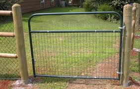 Interesting Welded Wire Fence Gate Build A For Plans Diy Free