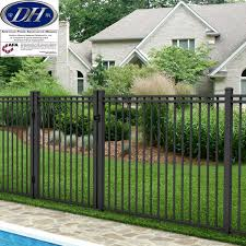 metal fence panels lowes. Delighful Lowes UAB200flattopSBLflushLGjpg Throughout Metal Fence Panels Lowes K