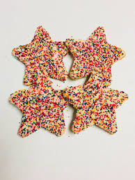 christmas star cookies. Interesting Cookies Christmas Star Cookies In O