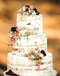 Small Fall Wedding Cake Autumn Cakes Flavors Rcwarbirdsopccom