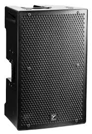Yorkville Sound Parasource 4400 Watt Peak 15-Inch+Horn Active PA ...