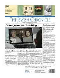 The Jewish Chronicle December 8, 2011 by Pittsburgh Jewish ...