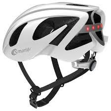 <b>Smart4u sh55m helmet</b> 6 led warning light sos alert walkie talkie ...