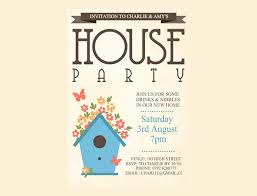 Free Housewarming Party Invitation Template Housewarming Invitation