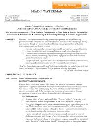 Chronological Order Resume Template