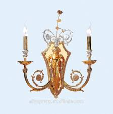 antique flower shape home goods wall sconces golden color light fixtures houston track kitchen lighting black wrought iron candle holders indoor with switch