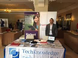techknowledge me linkedin our academic team at the e learning conference