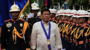 Resultado de imagen para presidente filipinas