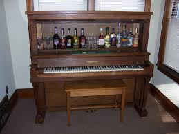 Musical Furniture I Want My House To Have A Piano And A Bar Why Not Combine The