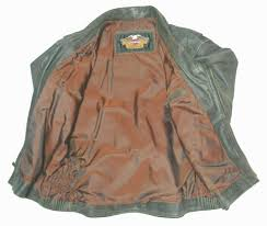 harley davidson distressed brown leather billings jacket l 2xl sweet coat 60 for