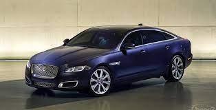 2017 Jaguar Xj Blue Dark Jaguar Xj Jaguar Jaguar Car