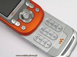 Sony Ericsson W550 Mobile Pictures ...