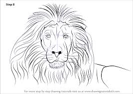 realistic lion face drawing.  Drawing Shop Related Products And Realistic Lion Face Drawing I