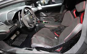 Lamborghini Veneno 2017 Interior  Lamborghini 2018