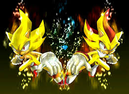 Sonic Y Shadow Super Buscar Con