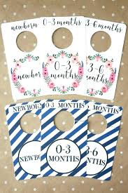 decoration brilliant closet dividers for baby clothes nursery free printable lady diy imposing fresh clothe