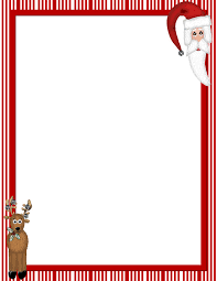 5x7 border template 15 christmas paper templates free word pdf jpeg free