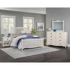 Vaughan Bassett American Maple Queen Bedroom Group - Item Number: 404 Q  Bedroom Group 1