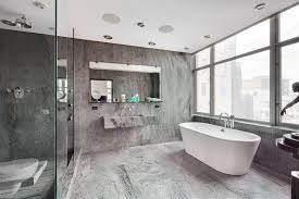 Grey Bathroom Design Modern Australianwildorg
