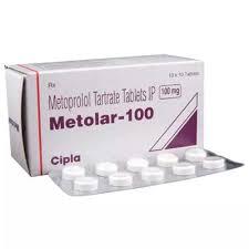 metolar metoprolol 100 mg new