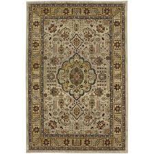 karastan adour silver 5 ft x 8 ft area rug