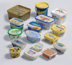 Image result for plastic butter tubs