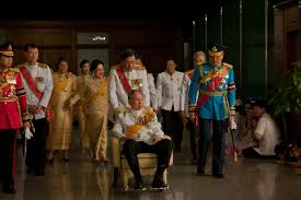 thai king dies an obituary for king bhumibol adulyadej time king bhumibol adulyadej leaves the siriraj hospital for a birthday ceremony at the grand palace in