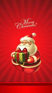 Cute Christmas Santa Claus iPhone 6 ...