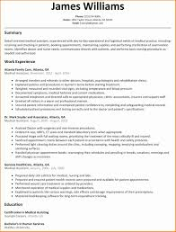 Certified Medical Assistant Resume Sample Sample Resume For A Certified Medical Assistant Fresh Certified 24