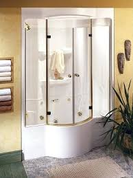 one piece tub shower maestro one piece tub shower one piece tub shower kohler