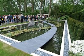 Pond Design Ideal Destiantion London Uk Chelsea Flower Show Pond Design