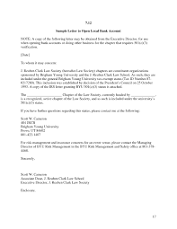 Example Of An Open Letter Format Best Template Collection Salary
