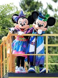 メインショー燦水サマービート Celebrate Tokyo Disneyland