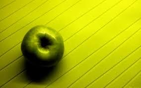 lime green apple wallpaper. green apple fruit background lime wallpaper