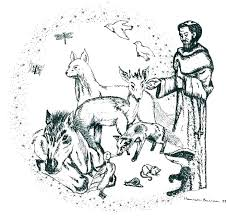 St Francis Coloring Page St Coloring Page S S St Coloring Page St