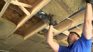 Insulating Soundproofing Around Pot Lights Or Recessed Lighting