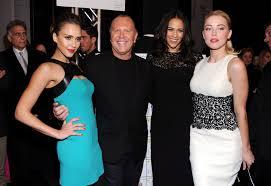 Jessica Alba, Paula Patton, and Amber Heard met up with Michael ...