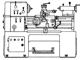 goodway gw 1422 1430 1440 1460 metal lathe instructions manual we have the parts manual for this lathe as well in our store