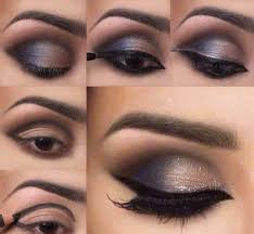 make up y eyes black brown hair makeup inspo diamonds besutiful style shadow stud platform eye shadow wheretoget